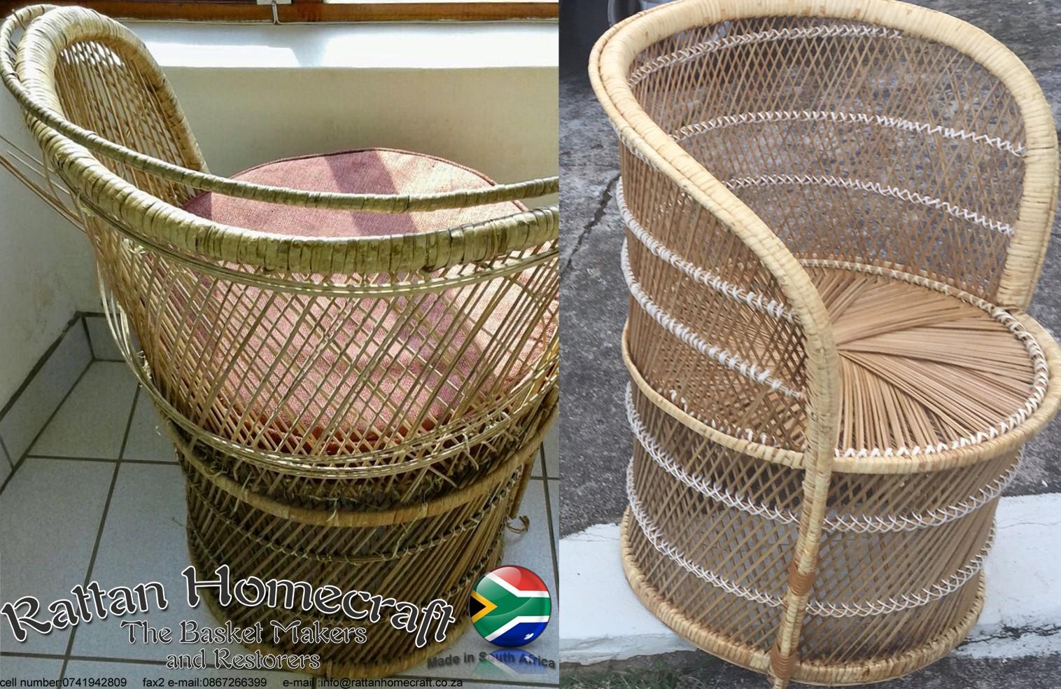 Cane Furniture Repairs
